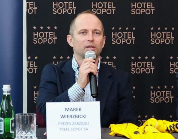 Marek Wierzbicki, prezes koszykarzy Trefla Sopot zakłada, że w przypadku niepowodzenia w FIBA Europe Cup, żółto-czarni przystąpią do nowoutworzonej Ligi Północno-Europejskiej.