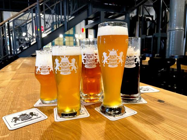 Degustacji piw w Nowym Browarze Gdańskim nie można sobie odmówić. Lager, ciemny lager, pils i piwo pszeniczne już są dostępne. Leżakuje APA. W przygotowaniu jest IPA, koźlak i porter gdański.