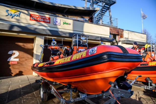 Najwięcej zwycięskich projektów w Sopocie dotyczy działalności WOPR. Ratownicy dostaną m.in. nową łódź oraz karetkę terenową.