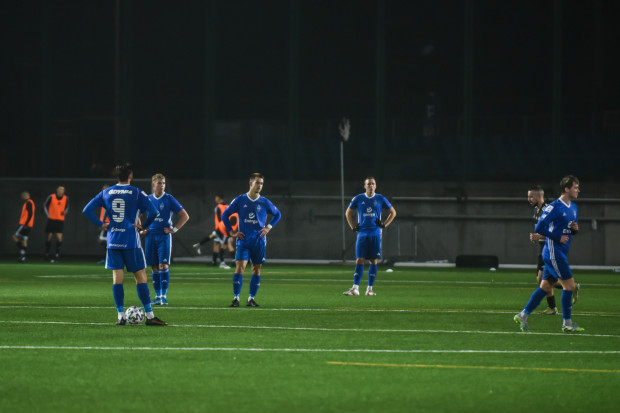 Dwie bramki stracone między 64. a 67. minutą zdecydowały o kolejnej porażce Bałtyku. Gdynianie w sześciu ostatnich meczach zdobyli zaledwie punkt.