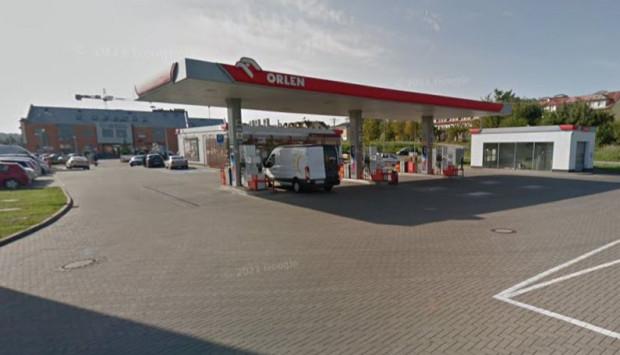 Do pobicia doszło na stacji benzynowej w Oruni.