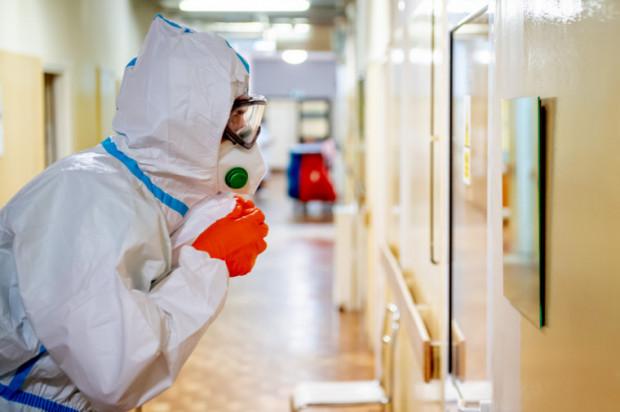 Szpital Zakaźny w Gdańsku ponownie wypełnia się pacjentami.