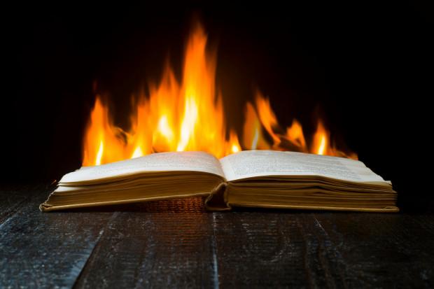 Idea zakazu publikacji książek pojawiła się już w czasach starożytnych, gdy spalono dzieła Protagorasa kwestionujące istnienie bogów.