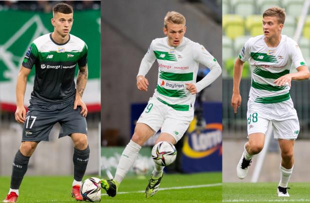 Mateusz Żukowski, Jan Biegański i Jakub Kałuziński otrzymali powołania do reprezentacji Polski do lat 20.