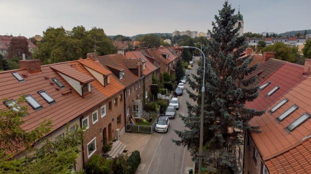 We Wrzeszczu odnajdziemy również przykłady modernistycznej architektury mieszkaniowej - ul. Stanisława Dubois.