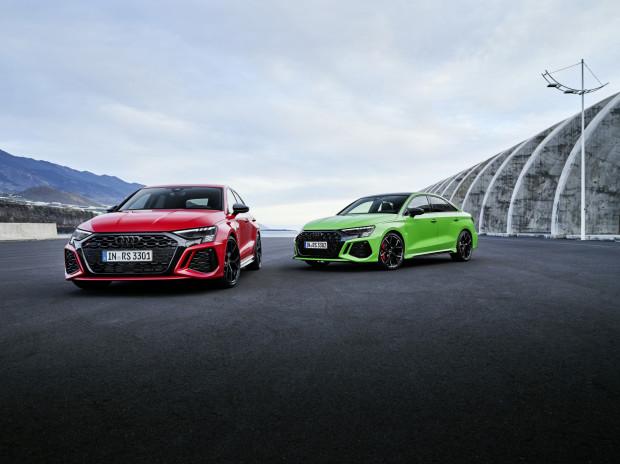 Nowe Audi RS3 tylko na jeden dzień zaparkują w salonie Audi Centrum Gdańsk.