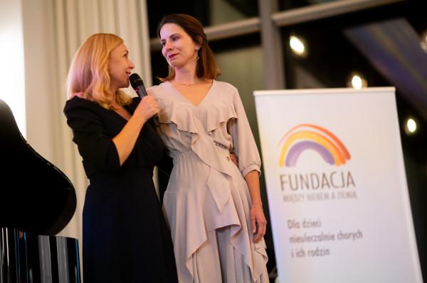 Wieczór charytatywny i aukcja na rzecz nieuleczalnie chorych dzieci w Olivia Star Top w Gdańsku