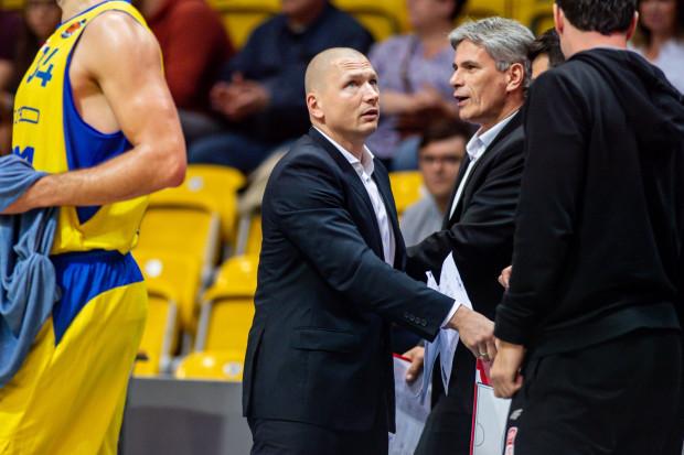 Krzysztof Szubarga uważa, że Asseco Arka Gdynia powinna dawać z siebie nie 100, a 140 proc. w każdym meczu.