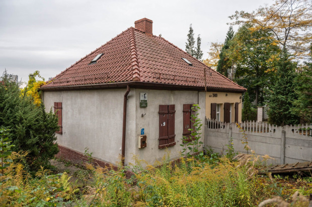 Budynek przy ul. Polanki, do którego miała wprowadzić się pani Beata.