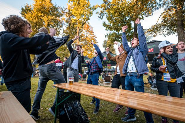 Drugiego dnia Technikaliów studenci bawili się podczas zabaw integracyjnych i koncertów.