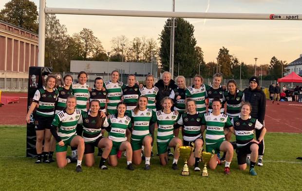 Rugbistki Biało-zielonych Ladies Gdańsk po trzech turniejach mistrzostw Polski, mają na koncie komplet zwycięstw.