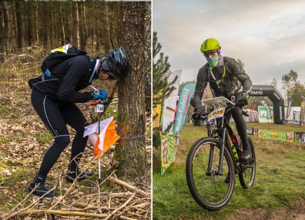 Rajd Harpagan można pokonać rowerem, pieszo lub na oba sposoby.