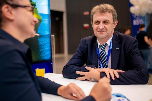 Dariusz Jaguszewski, członek zarządu Remontowa Shipbuilding.