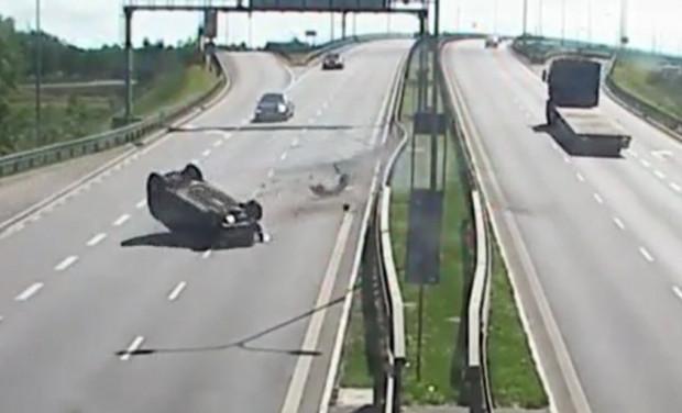 Do Raportu z Trójmiasta trafiają nagrania z momentami, w których dochodziło do najpoważniejszych wypadków na lokalnych drogach.