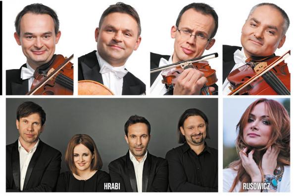 Grupa MoCarta wystąpi w Filharmonii Bałtyckiej już 16 października.