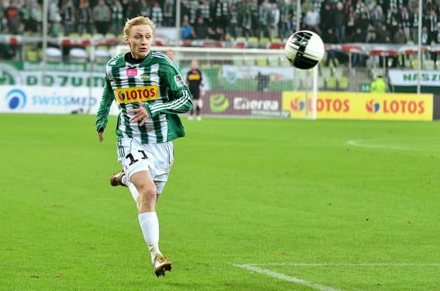 Ivans Lukjanovs, podobnie jak rok temu Hubert Wołąkiewicz, może zamienić Lechię na Lecha Poznań.