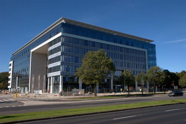 Pierwszy budynek Olivia Business Centre został oddany do użytku pod koniec tego roku.