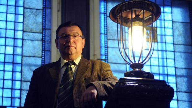 Prof. Ryszard Horodecki, fizyk z Instytutu Fizyki Teoretycznej i Astrofizyki Uniwersytetu Gdańskiego oraz dyrektor Krajowego Centrum Informatyki Kwantowej w Gdańsku.