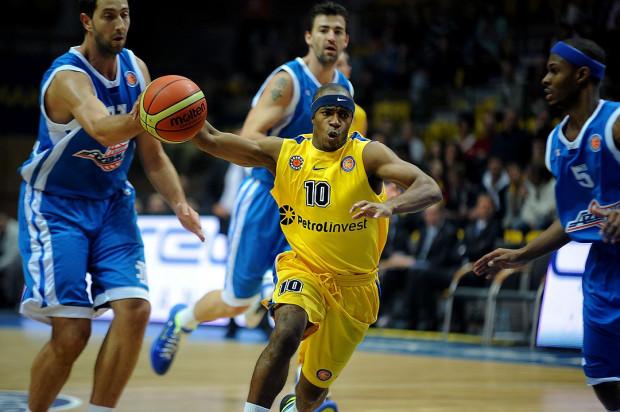 Jerel Blassingame imponował w sobotnim meczu niezwykle szybką koszykówką.