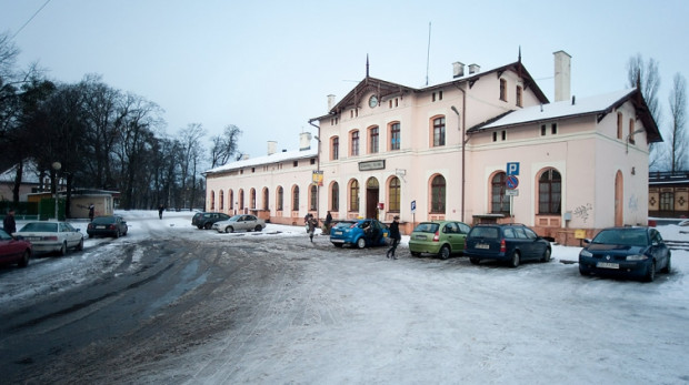 W ciągu kilku lat dworzec PKP Oliwa zmienić się ma w hotel.