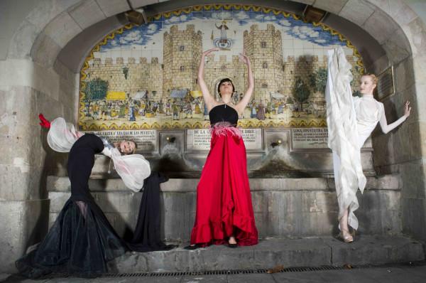 Pokaz Michała Starosta w Barcelonie