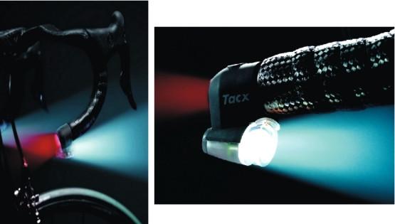Innowacyjne oświetlenie firmy Tracx