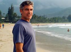"""George'a Clooneya można zobaczyć w filmie """"Spadkobiercy"""" oraz """"Idy marcowe""""."""