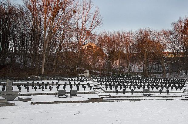 Gdynia Bardziej Zadba O Cmentarz Wojenny Cmentarz