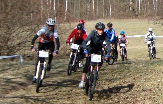 Zawody w Myślęcinku cieszyły się również sporym zainteresowaniem wśród zawodników Trójmiasta