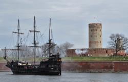 Ogromną popularnością wśród mieszkańców Trójmiasta cieszyła się zorganizowana w zeszłym roku inscenizacja bitwy morskiej.