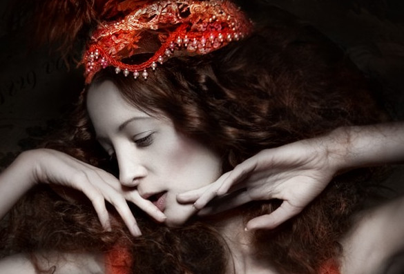 """Zdjęcie zostało opublikowane na stronie włoskiego """"Vogue""""."""