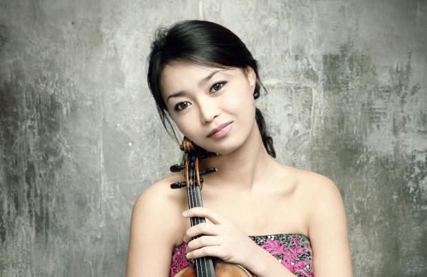 """Soyoung Yoon to niewątpliwie najbardziej """"gorące"""" nazwisko festiwalu. Jest laureatką zeszłorocznego konkursu im. Wieniawskiego."""