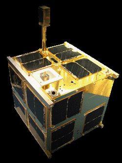Satelita Heweliusza będzie ważyć niecałe 7 kg. W kosmos poleci w 2013 roku.