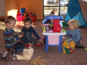 Przedszkole na osiedlu Trzy Żagle funkcjonuje na razie jako punkt przedszkolny, a od września jako przedszkole.