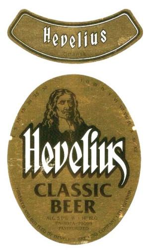 Jana Heweliusza uhonorowano własnym piwem jeszcze w czasach PRL.