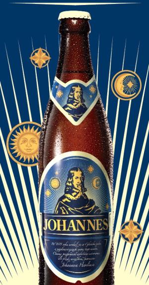 Od kilku lat na rynku jest inne piwo, oddające hołd najsłynniejszemu gdańskiemu browarnikowi, Johannes z podgdańskiego Browaru Amber.