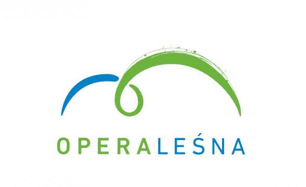Nowe logo Opery Leśnej...