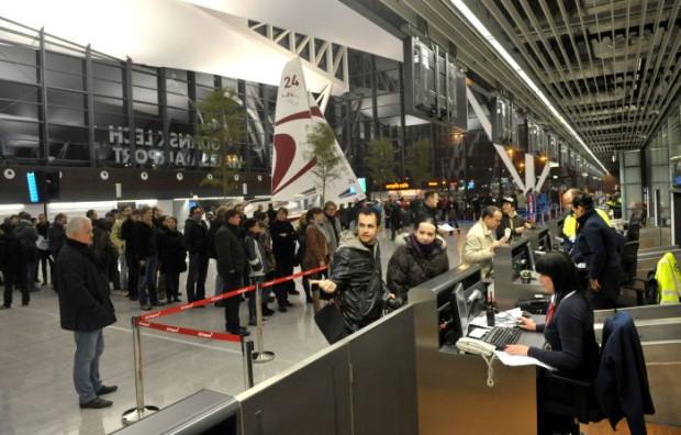 244 tys. pasażerów przewinęło się w kwietniu przez Rębiechowo. Od 6 kwietnia pasażerowie odprawiani są już w nowym terminalu.
