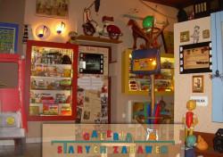 Galeria Starych Zabawek starszych rozczuli, młodszym pomoże uzmysłowić sobie czym bawili się ich rodzice w dzieciństwie.