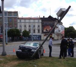 Do wypadku doszło przed godz. 9.
