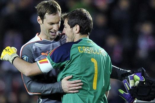 Bramkarz Iker Casillias podczas Euro 2012 może świętować z Hiszpanią wygranie meczu numer 100 w reprezentacyjnej karierze!