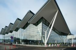 Terminal T2 w Rębiechowie.