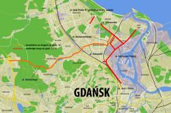 Sprawdź, które główne ulice Gdańska i o jakim czasie zostaną wyłączane z ruchu.