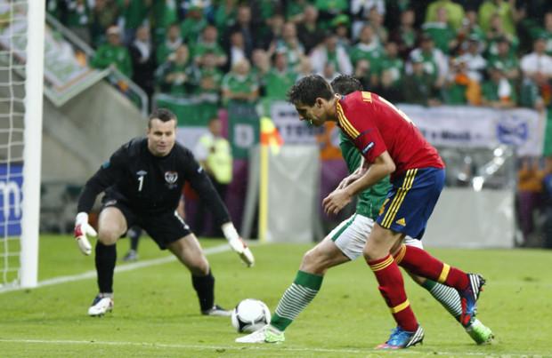 W całych eliminacjach do Euro 2012 Irlandia straciła siedem goli. Tyle też samo razy musiał sięgać do siatki Shay Given w dwóch meczach w Poznaniu i Gdańsku.