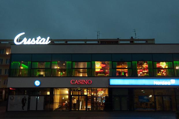 Trwają ostatnie prace przed poniedziałkowym otwarciem kasyna w Cristalu.