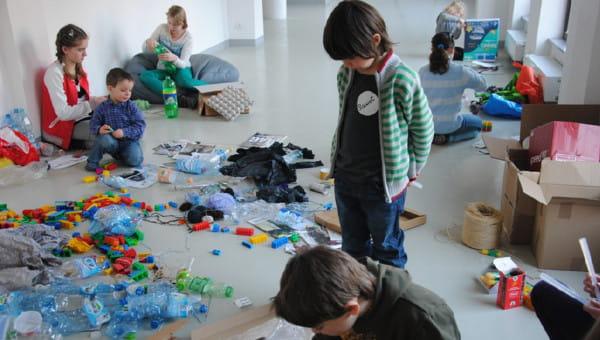 Eko-Transformacje i warsztaty na Gdynia Design Days zainspirują dzieci do kreatywnej zabawy.
