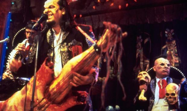 """Tito & Tarantula to niezapomniany zespół wampirów z filmu """"Od zmierzchu do świtu"""" Roberta Rodrigueza. Na scenie w Gdyni wyglądać będą zapewne trochę zwyczajniej."""