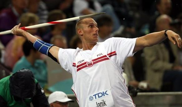 Igor Janik debiutował w igrzyskach cztery lata temu. Dwaj jego koledzy klubowi olimpijski chrzest przejdą w Londynie.