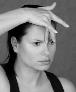 Patrycja Kondracka od kilkunastu lat praktykuje gimnastykę twarzy, potwierdzając skuteczności tej metody.