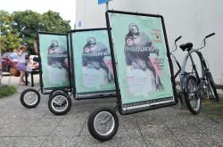 Przygotowano też darmową wypożyczalnię rowerów na trasie Park Oliwski - ZOO. Wystarczy pokazać dowód osobisty i wskoczyć na słynny rower Wigry 3.